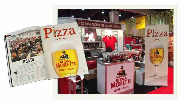 Moretti Pizza Today