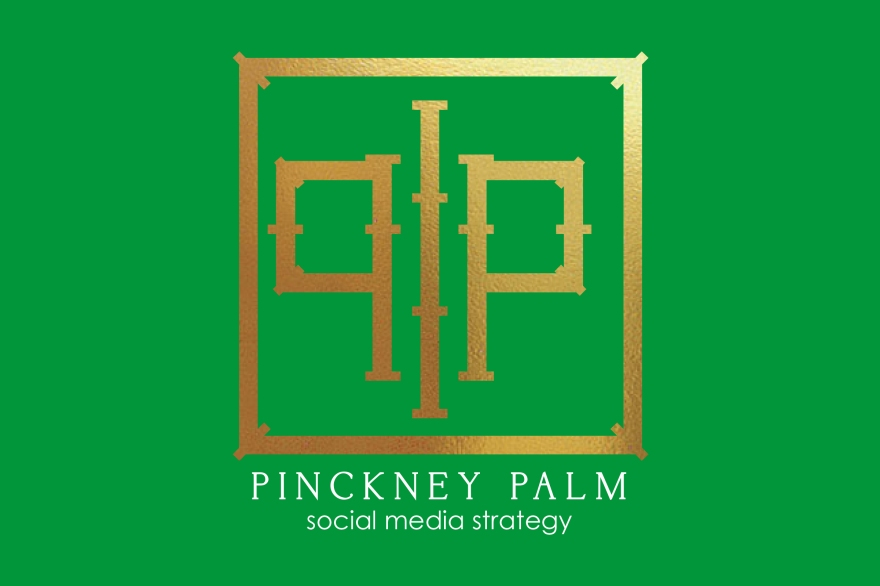 Pinckney Palm Logo